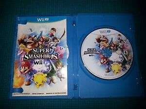 Super Smash Bros Wii U and Raving Rabbids for Wii