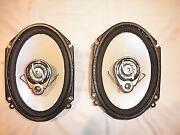 Vintage Pioneer Car Speakers