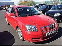 Toyota Avensis 1.8 VVT-i T2 + AUTOMATIC + LOW MILEAGE + ARRIVING SOON