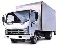 Cube van Driver who drive and deliver products within GTA