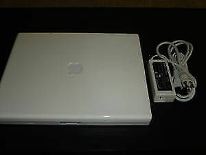 Core Duo_Apple_MacBook_A1181_ T2300 @ 1.8Gz_2GB_80Hd_BT_Camera