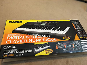 Selling Piano Keyboard Casio (NEW CONDITION)