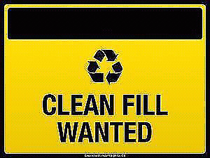 Wanted fill clean
