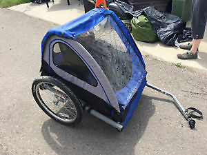 Schwinn  2  Seat Bike Trailer – Great Deal
