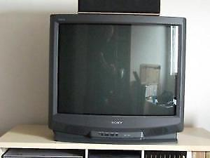Looking for Tube TVs