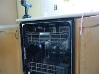 TOILET DISHWASHER INSTALLATION SPECIAL 416-418-6404