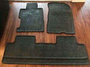 8th gen civic rubber mats