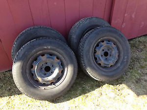 *********WINTER STUDDED TIRES FOR SALE**********