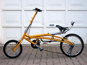 Bicycle à pédale