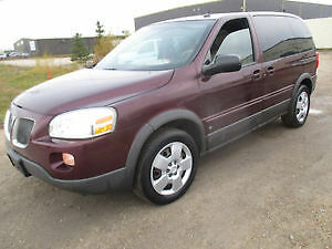 2008 PONTIAC MONTANA 7 PASS  LOADED  EASY FINANCING