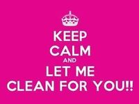 Domestic cleaning & ironing services