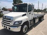 Tow Truck Driver Wanted ASAP for Flatbed Tow Truck Full Time