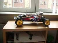 Tamiya rx fighter buggy rc car