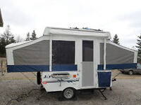 2007 Jayco 806 Camping Trailer