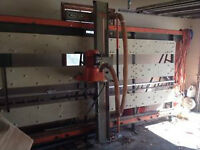 Holzher Panel Saw For Sale