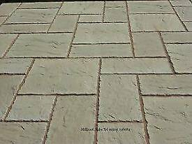 WANTED FREE PAVING SLABS