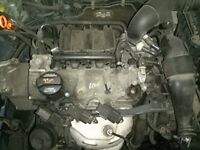 VW Polo 1.2 Engine Breaking For Parts (2005)