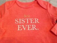 Vêtements bébé fille 0-3 mois et autres nécessaires