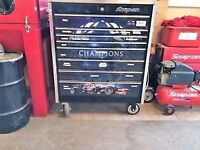 Special edition snap on tool box-sebastian vettel model