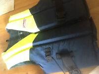 Gilet de sauvetage taille S/M / Safety vest size S/M