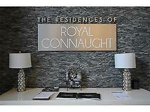 Royal Connaught -1  luxury bedroom condo for rent