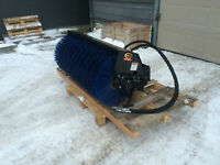 "BOBCAT MT-52/55 - QUICK SWEEP MINI 48"" BROOM - IN STOCK!"
