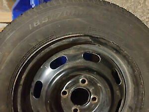 Looking for 14 inch 4 bolt summer tires for Pontiac3 Wave