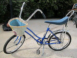 Looking for a girly bike