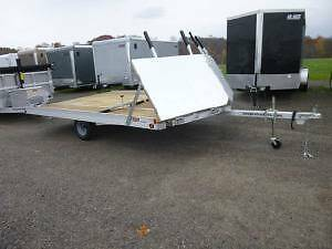 NEW KARAVAN IMPACT 2 x Sled MultiFunctional Trailer on SALE Edmonton Edmonton Area image 11