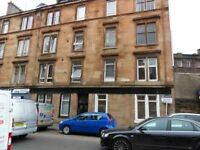 Traditional 1 Bedroom 1st Floor Flat in Allison St Govanhill Avail Now