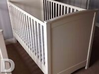 For sale Cream Cot