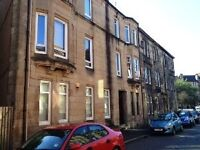 Traditional 1 Bedroom 1st floor Flat in Espedair Street Paisley - Available Now