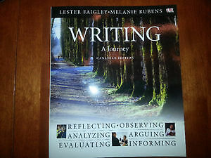 College Communications Textbook - Writing A Journey Peterborough Peterborough Area image 1