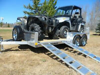 "CHECK THIS OUT! NEW 2015 82"" x 16' Tandem Trailer"