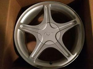 looking for center for mustang rims