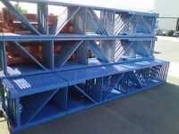 Pallet Racking, Commerical Shelving, Warehouse Uprights & Beams