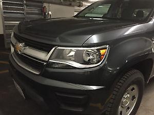 2015 Chevrolet Colorado WT Pickup Truck
