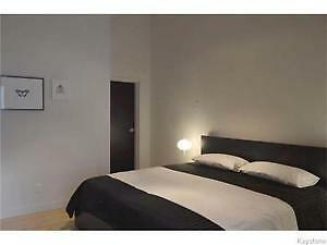 Furnished 1400sqft Downtown Condo Indoor Parking
