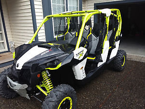 CanAM Maverick MAX X DS 1000R Side by Side