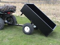 Looking for small dump trailer