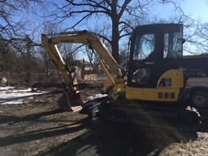 MIGHTY MOE EXCAVATING - LANDSCAPE SPECIALISTS~WE CAN DIG IT Cambridge Kitchener Area image 1