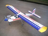 Seagull models Arising star RC trainer complete