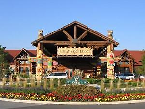 Great Wolf Lodge Overnight Stay - includes 2 Days Waterpark$300