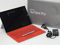Brand new Surface Pro 3 - i5 256GB 8GB RAM model includes extras