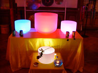 Crystal Bowl, Gong,Therapeutic Voice Concert - Opening to Grace
