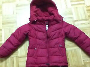 @@ Gap Down Jacket with hat size: small (6-7)
