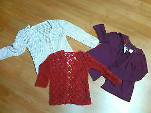 Pretty cardigans for little girl