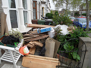 Cheap , rubbish removal , man with van , garden clearance , metal clearance