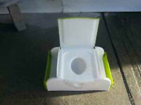 Boon - portable toddler potty