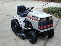 Racing mower project have everything except the mower